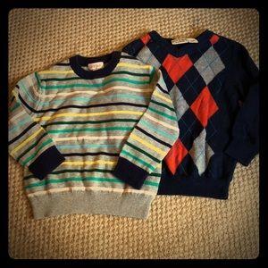 2 sweater bundle EUC